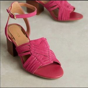 Klub Nico Pink Sandals